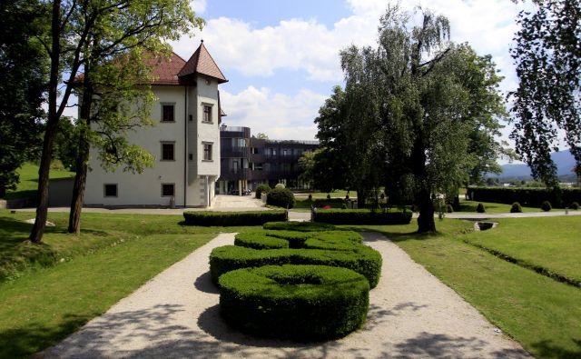 Družba Novoinno finance je takoj po nakupu terjatev unovčila zavarovanje in postala lastnica posestva Lambergh. Foto Roman Šipić/Delo