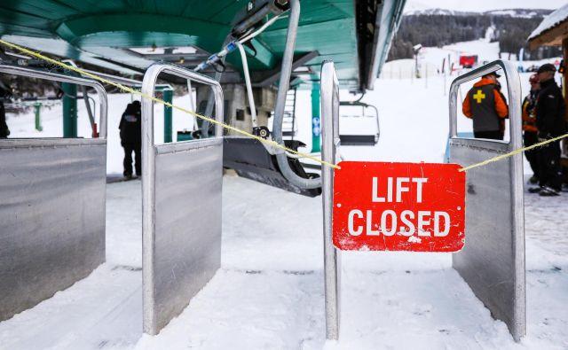 Prireditelji uvodne tekme v Söldnu so imeli težave z vremenom, za izzive je narava poskrbela tudi v Leviju, obilo težav pa so imeli že pred snežnim pregledom v Lake Louise, kjer se bo začela sezona za hitre discipline čez dva tedna. FOTO: Usa Today Sports