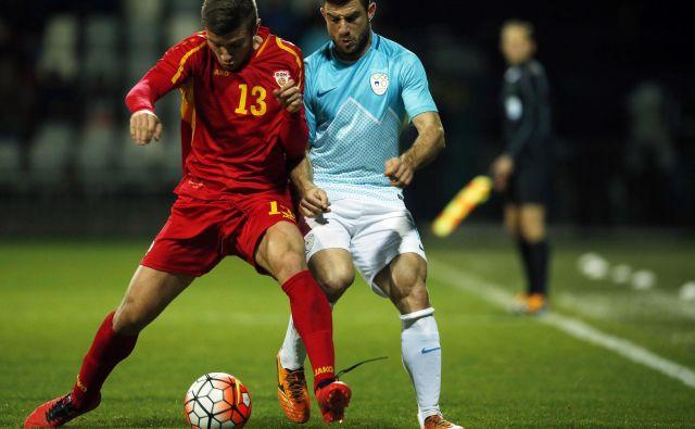 Bojan Jokić (desno) najbrž proti Norveški in Bolgariji ne bo mogel igrati.<br /> FOTO Uroš Hočevar/Delo