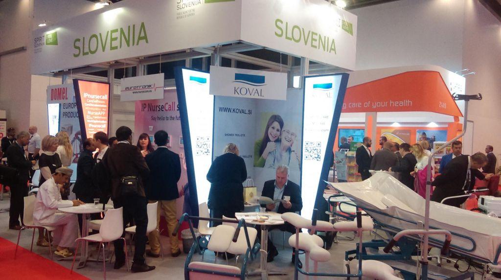 SPIRIT Slovenija vabi podjetja k skupinski predstavitvi na mednarodnih sejmih v tujini v letu 2019.