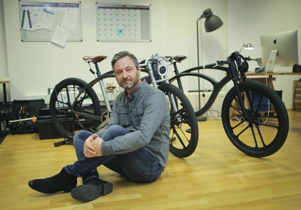 Prestižna slovenska kolesa, ki so očarala švicarska magnata