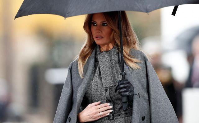 Pobuda za odstop glavne pomočnice je prišla iz strani prve dame Melanie Trump. FOTO: Reuters