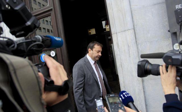 Bandelli je odstopno izjavo podpisal v torek. FOTO: Roman Š�ipić