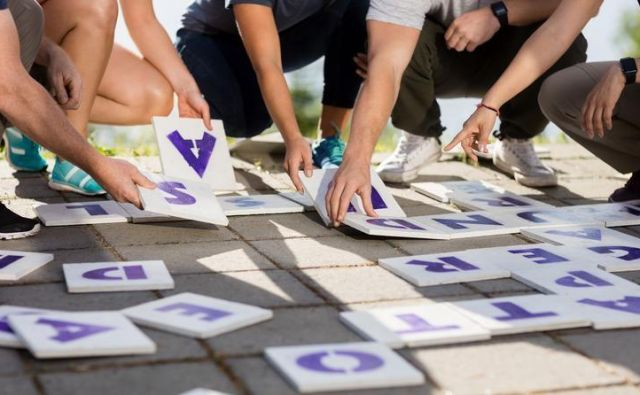 teambuilding Foto Shutterstock