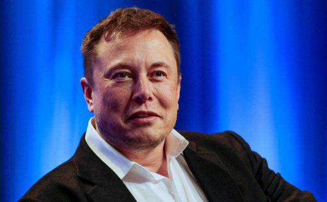 Elon Musk FOTO: Kyle Grillot/Reuters