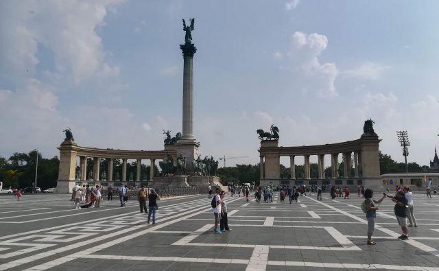 Madžarska išče v Evropi kadre za delo v številnih dejavnostih. FOTO Mitja Felc/Delo