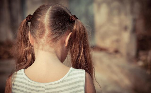 Spolna zloraba otrok Foto: Shutterstock