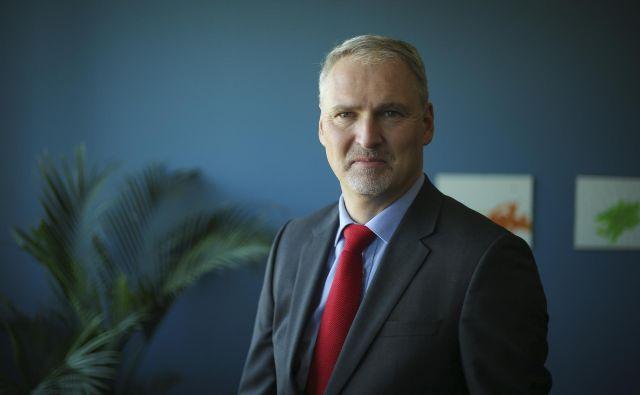 Stefan Vavti: Slovenija me navdušuje, ker je pokazala, da se na korporativnem in potrošniškem delu zelo hitro uči in prilagodi. FOTO: Jože Suhadolnik