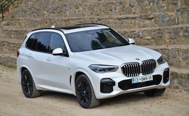 BMW X5 Foto Gašper Boncelj