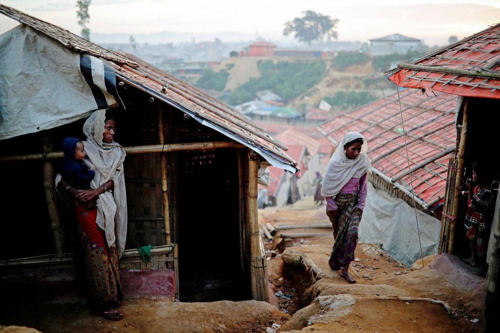 Vračanje Rohingov v domovino je ustavljeno