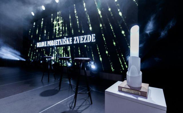 Oder, na katerega so stopili finalisti drugega izbora Delove podjetniške zvezde. Foto Žiga Intihar