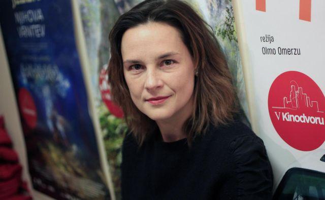 Agnieszka Podsiadlik se je rodila leta 1981 v šlezijskem mestu Sosnowiec na Poljskem. Je gledališka in filmska igralka. Gledališki debi je imela v Šlezijskem gledališču v Katovicah v predstavi <em>Čakajoč Godota</em>. Doslej je nastopila kar v 32 celovečernih in kratkih filmih ter 22 gledaliških predstavah.<br /> FOTO:Roman Šipić