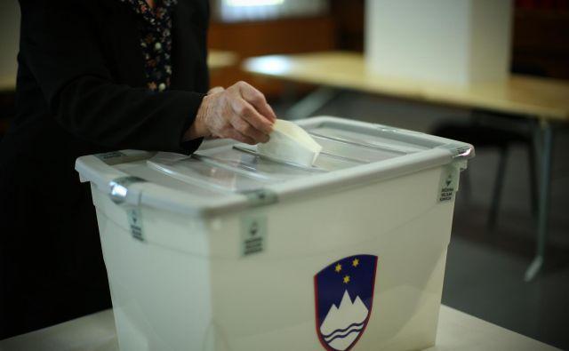 Volišča bodo v nedeljo odprta od 7. do 19. ure. Do zaprtja volišč velja tudi volilni molk. FOTO: Jure Eržen