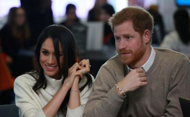 Meghan in Harry Foto Reuters