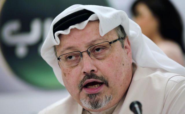 Washington Post je v petek objavil, da Cia krivdo za naročilo umora Džamala Hašodžija pripisuje savdskemu princu Mohamedu bin Salmanu. FOTO: Hasan Jamali/AP