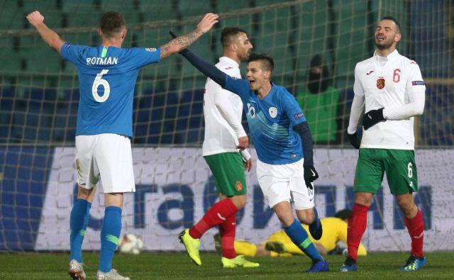 Miha Zajc je Sloveniji priboril točko v Sofiji. FOTO: Reuters