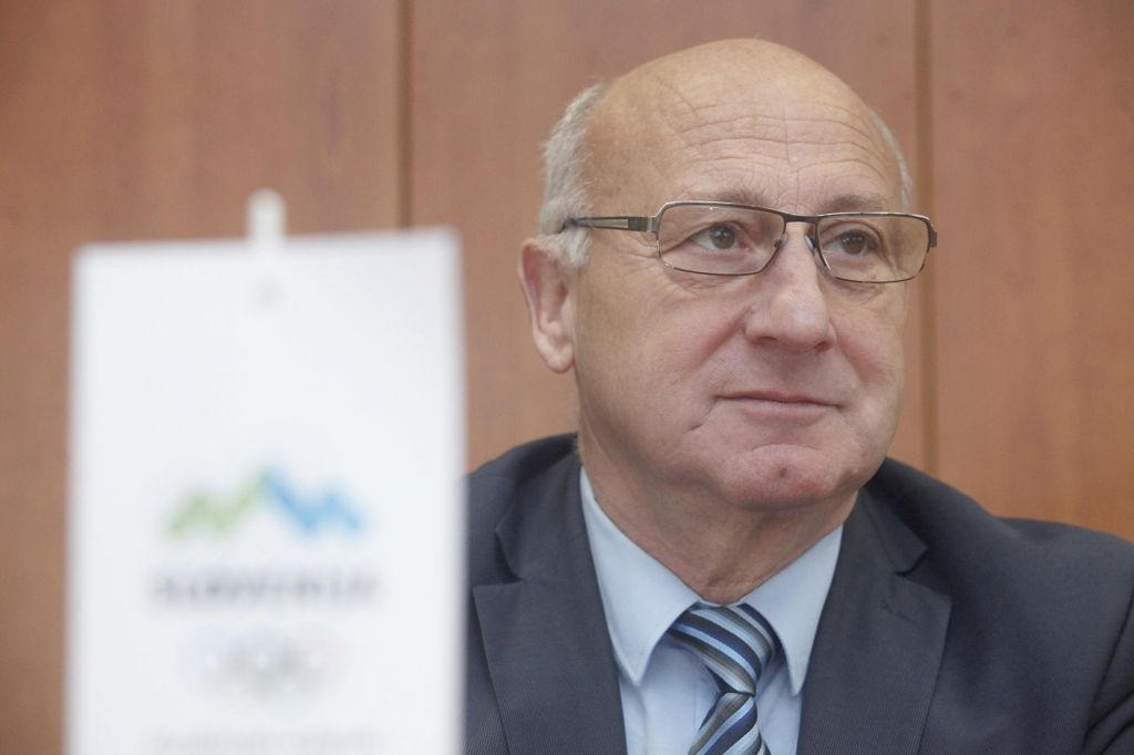FOTO:Bogdan Gabrovec pričakovano brez tekmeca