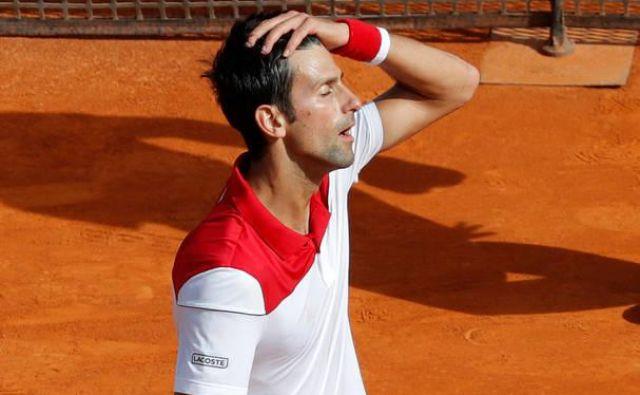 Novak Đoković je spet ujel pravo šampionsko formo. FOTO: Reuters