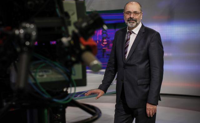 Nadzorni svet RTV je septembra letos Igorja Kadunca prijavil protikorupcijski komisiji. FOTO: Uroš Hočevar/Delo