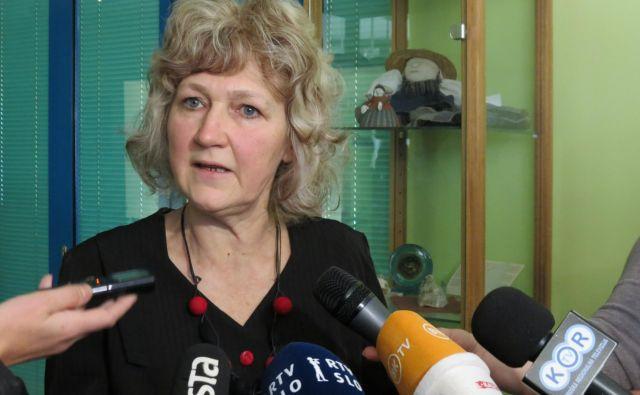 Marjana Cigala je županja Dravograda že 16 let, na nedeljskih volitvah pa je ponovno slavila. FOTO: Mateja Kotnik/Delo