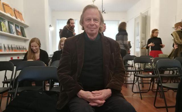 Joe Boyd je med drugim produciral za Fairport Convention, Richarda Thompsona, Nicka Draka,  The Incredible String Band, R.E.M., Billyja Bragga in Muzsikás. Foto Zdenko Matoz