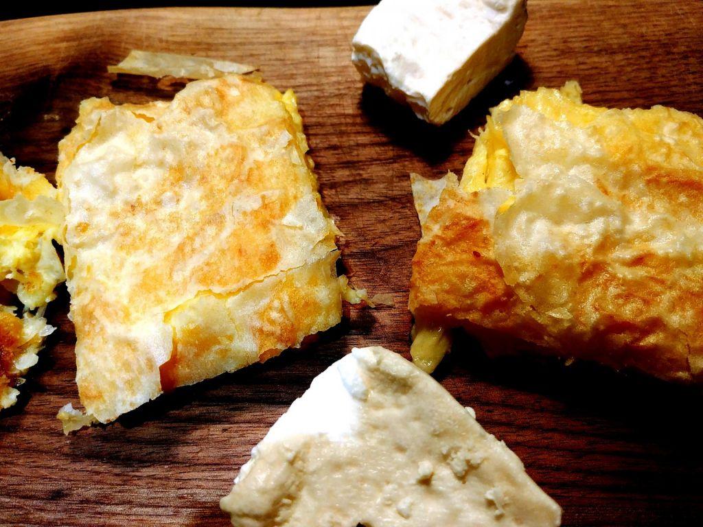 FOTO:Poletov recept: Srbska gibanica ali zgubanka