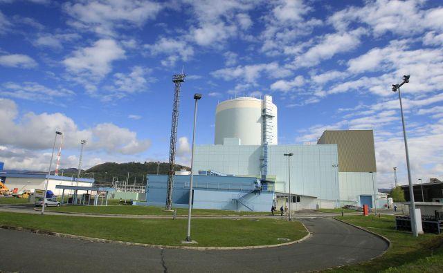 V Nek so še vedno vsi jedrski odpadki od začetka obratovanja. FOTO: Leon VIDIC/Delo