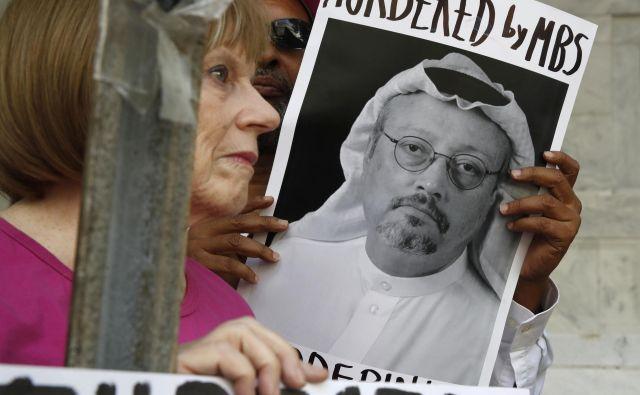 Zaradi umora Hašodžija je savdski državni tožilec prejšnji teden zahteval smrtno kazen za pet Savdijcev. FOTO: Jacquelyn Martin/AP