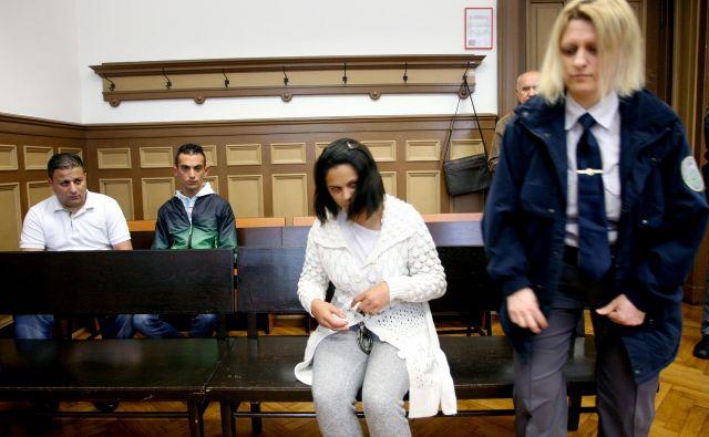 Mirsada Alimović bi kot mati morala imeti še toliko večji uvid v stisko oškodovanke zaradi hudih bolezni njenih otrok, a je prav to nizkotno izkoristila. FOTO: Roman Šipić