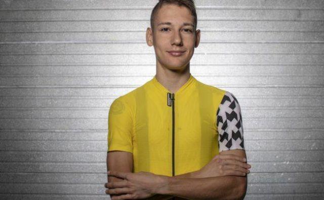 Martin Lavrič je letos še dirkal v Kranju, drugo leto bo v Južni Afriki. FOTO: Zwift