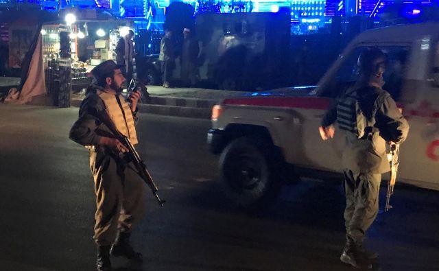 Odgovornosti za napad še ni prevzel nihče. FOTO: Omar Sobhani/Reuters