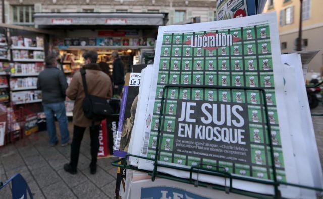 <em>Libération </em>je odgovorni urednik opisal kot »levičarski časnik, ki ni strankarski, ampak odprt, socialistično-demokratski, nekoliko reformističen, nikakor pa ne komunističen, prej protikomunističen. FOTO: Reuters