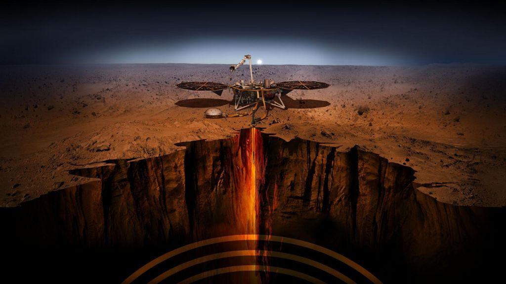 FOTO:Na Marsu gre za biti ali ne biti (FOTO in VIDEO)
