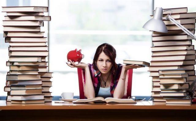 Študentka Foto Shutterstock