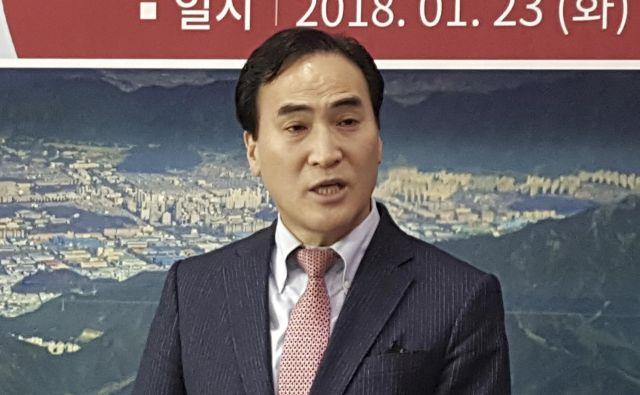 Interpol je izvolil južnokorejskega kandidata Kim Džong Janga. FOTO: AP
