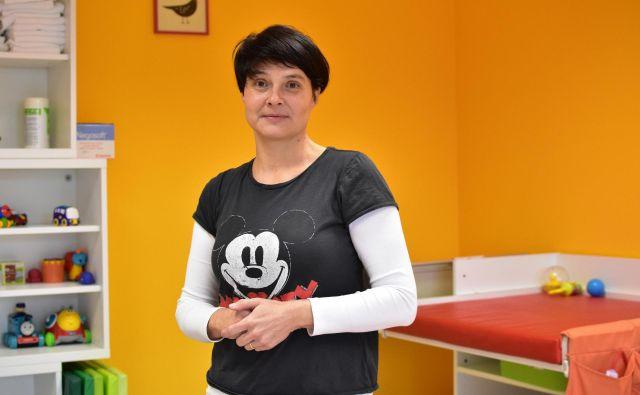 Alenka Horvat je vedela, da se želi vrniti v Pomurje. FOTO: Anja Gombuc