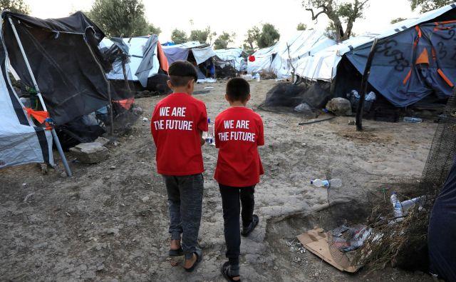 Midva sva prihodnost. FOTO: Giorgos Moutafis/Reuters