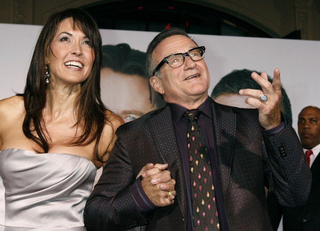 Neznani obraz demence, ki je bila usodna za Robina Williamsa