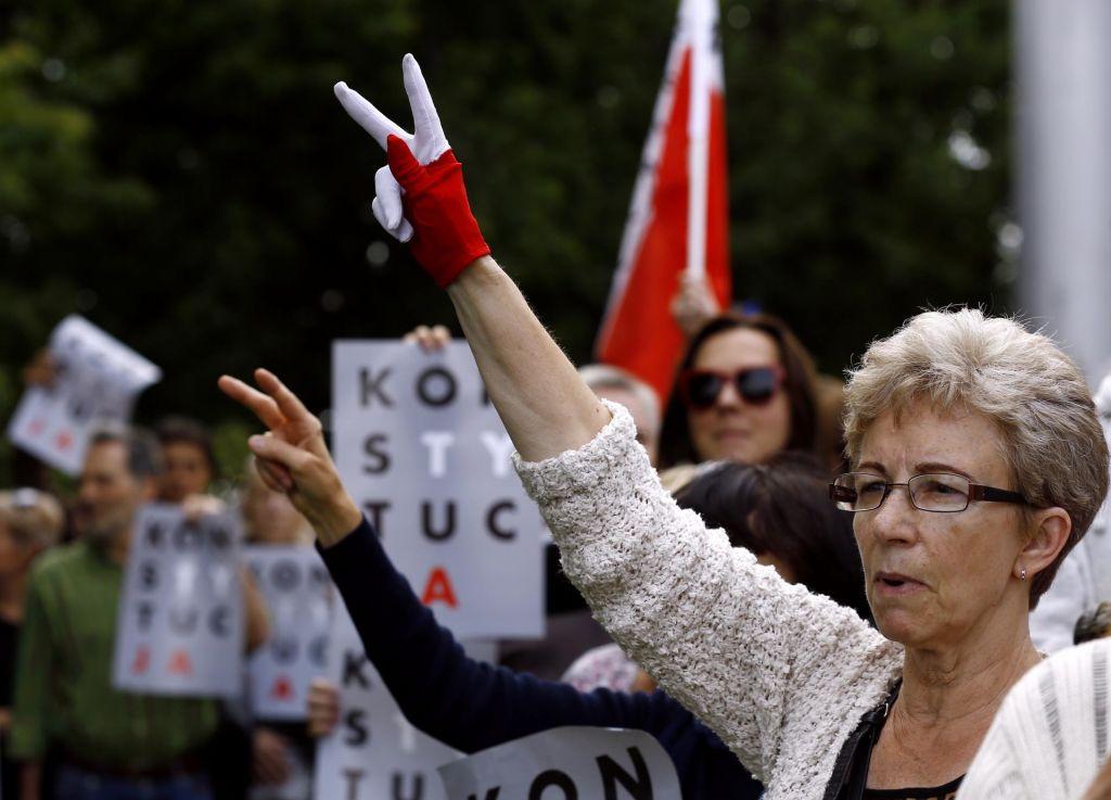 Varšava odpravlja prisilno upokojitev sodnikov