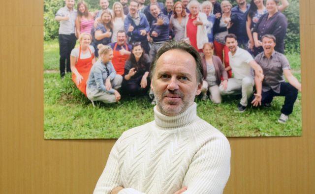 Vanja Vardjan urednik razvedrilnega programa na RTV