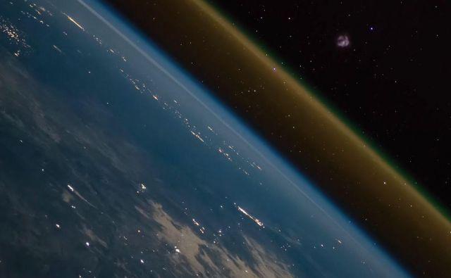 Posnetek sojuza. FOTO: Riccardo Rossi/ISAA/AstronautiNEWS