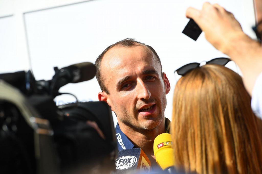FOTO:Dirkaška »dvoživka« Robert Kubica za volanom Williamsa (VIDEO)