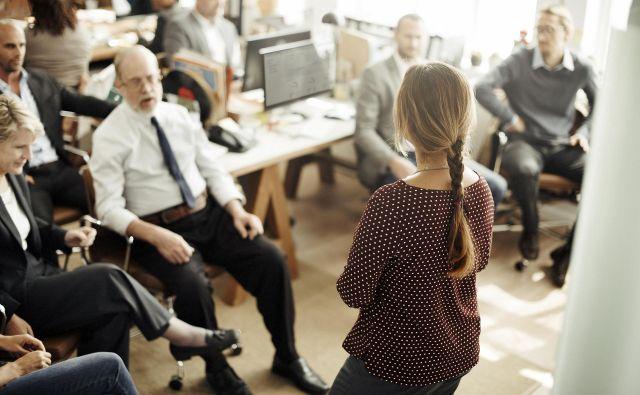 Zadržati delavca na delovnem mestu je posebna veščina. FOTO Shutterstock