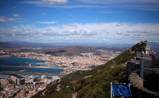 Vsa nesoglasja glede vprašanja Gibraltarja še niso bila odpravljena.Foto: Jon Nazca/Reuters