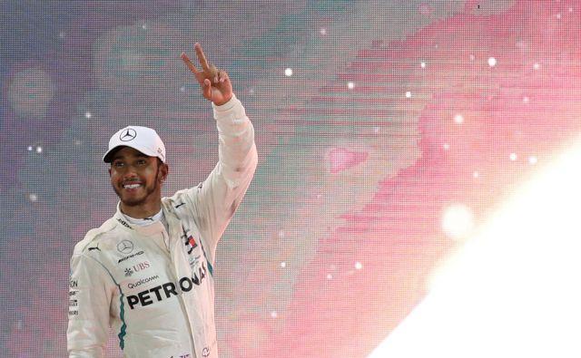 Lewis Hamilton bo po petem naslovu najprej užival, potem pa se lotil novih izzivov.