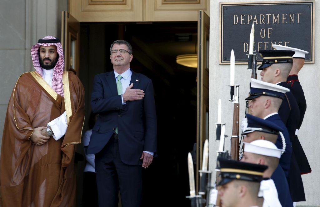 Trump: Poročilo CIE ne trdi, da je umor naročil savdski princ