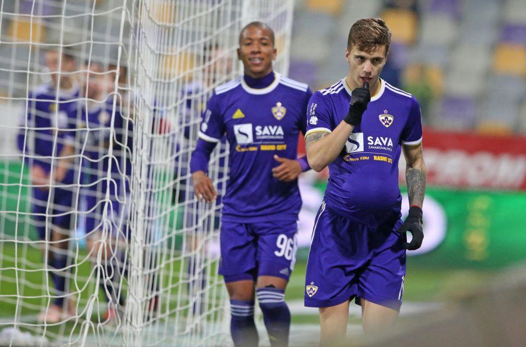FOTO:Maribor takoj zgrabil priložnost in potrdil jesenski naslov