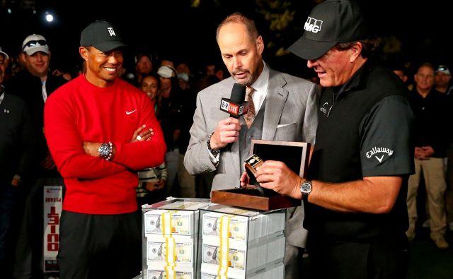 Igralca sta se odločila, da bosta nagrade namenila eni od humanitarnih organizacij. FOTO: Reuters