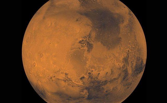 Mars FOTO: NASA/JPL