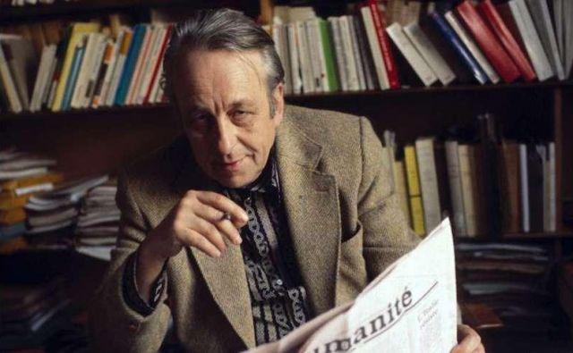 Louis Althusser je zaslovel s svojo teorijo ideologije.<br /> FOTO: Promocijsko gradivo
